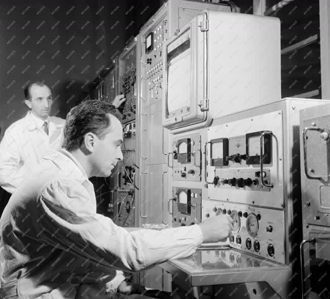 Tudomány - Kísérleti reaktor a KFKI-ban