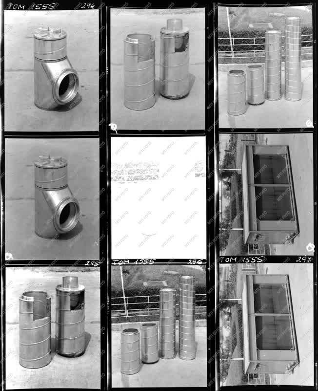 Ipar - Fűtőberendezési Vállalat termékei