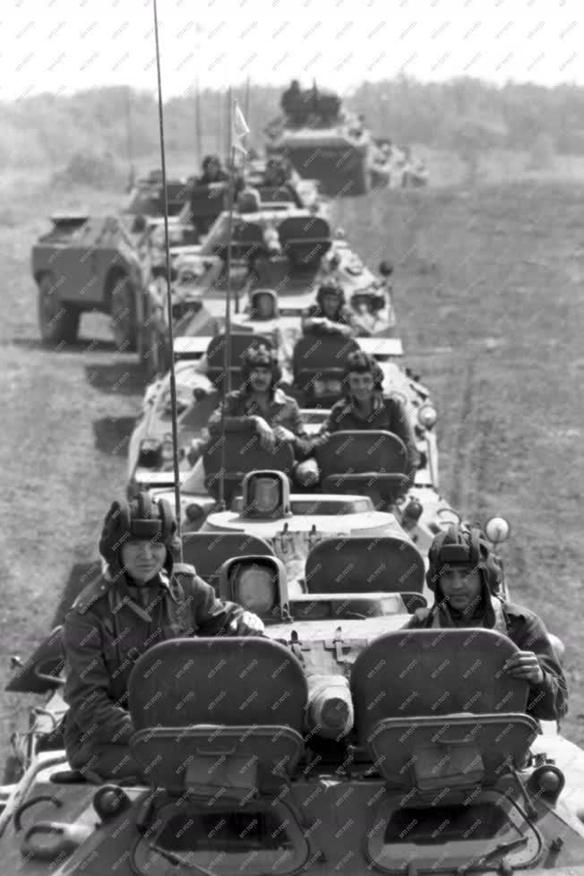 Honvédelem - Fegyveres erők - Pajzs '79 hadgyakorlat