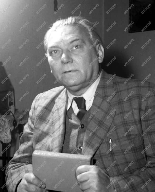 Kiss Ferenc színész