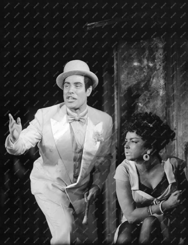 Kultúra - Opera - Gershwin: Porgy és Bess