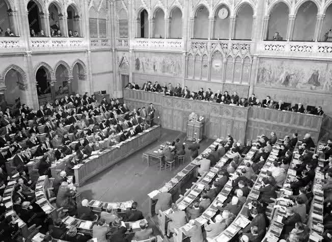 Külkapcsolat - Magyar-Szovjet Baráti Társaság III. kongresszusa