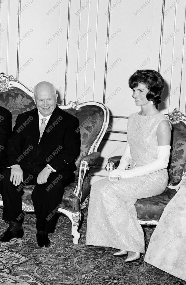 Külpolitika - Hruscsov-Kennedy találkozó Bécsben