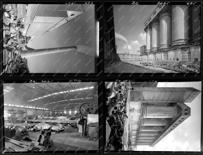 Ipar - Székesfehérvári Könnyűfémhengermű