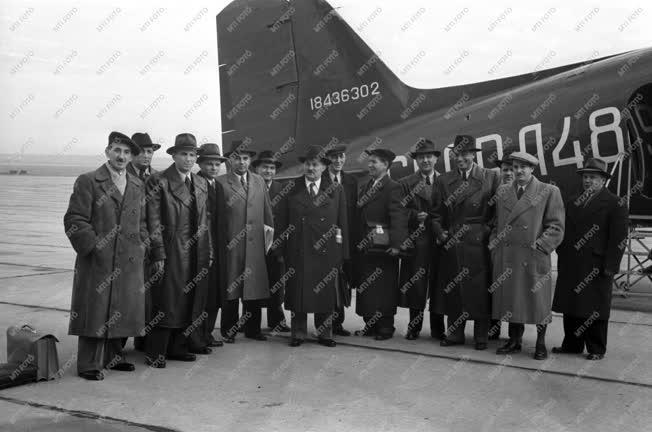 Gazdaság - Magyar kereskedelmi küldöttség