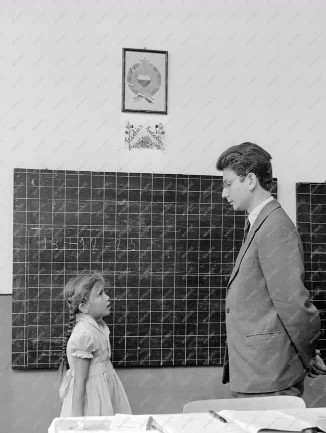 Oktatás - Mégis megkezdődött a tanítás Cserépváralján