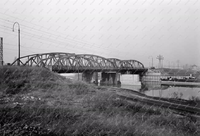 Városkép - Kvassay Jenő híd