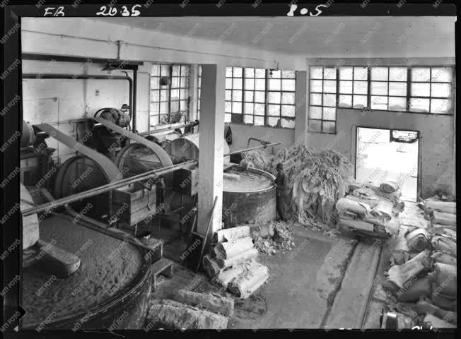 Ipar - Szentendrei Papírgyár