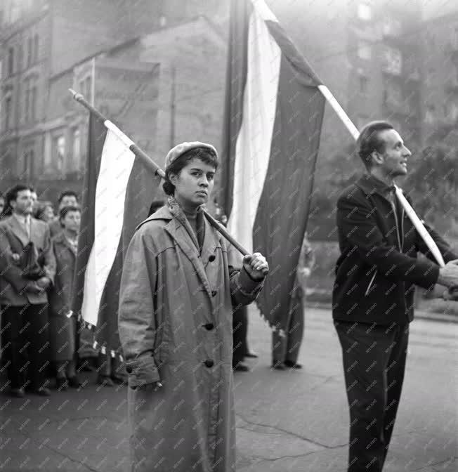 Belpolitika - 1956-os forradalom és szabadságharc
