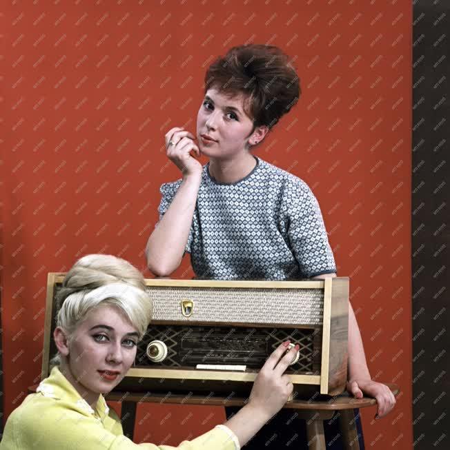 Reklám - VTRGY rádiókészüléke