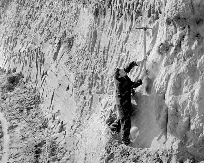 Báynászat - Váci kavics- és homokbánya