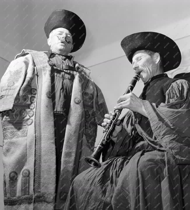 Folklór - A Hortobágyi Állami Gazdaság színjátszói