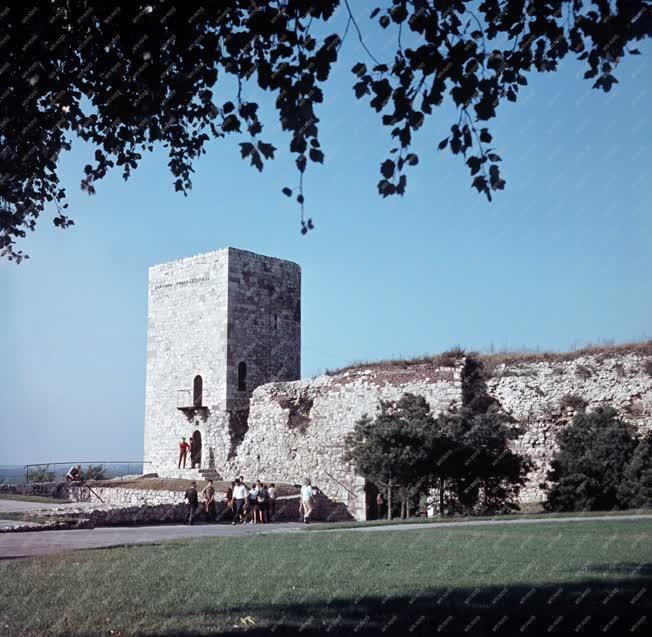 Turizmus - Jugoszlávia - A belgrádi Nándorfehérvári vár