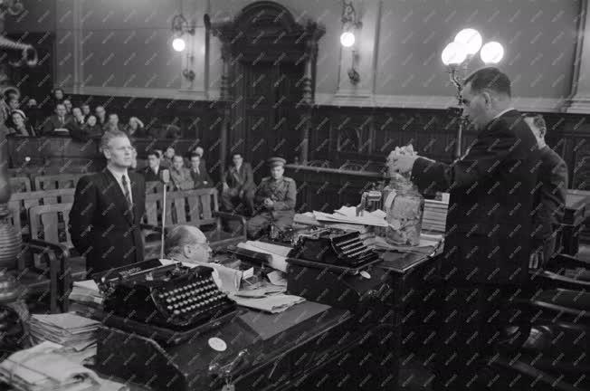 Belpolitika - Faddy Ottmár bírósági tárgyalása