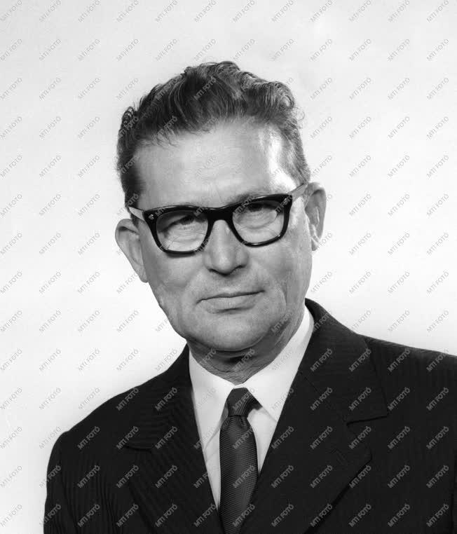 1973-as Állami-díjasok - Gál Sándor