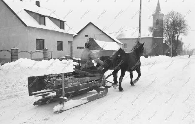 Időjárás - Járható utak Veszprém megyében