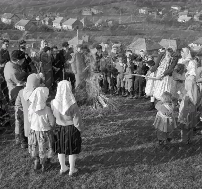 Hagyomány - Farsangi népszokások Palócföldön