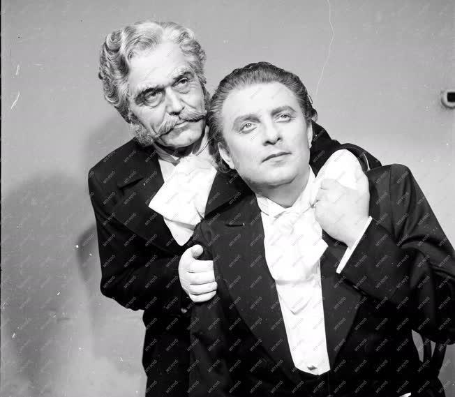 Kultúra - Opera - Palló Imre és Udvardy Tibor