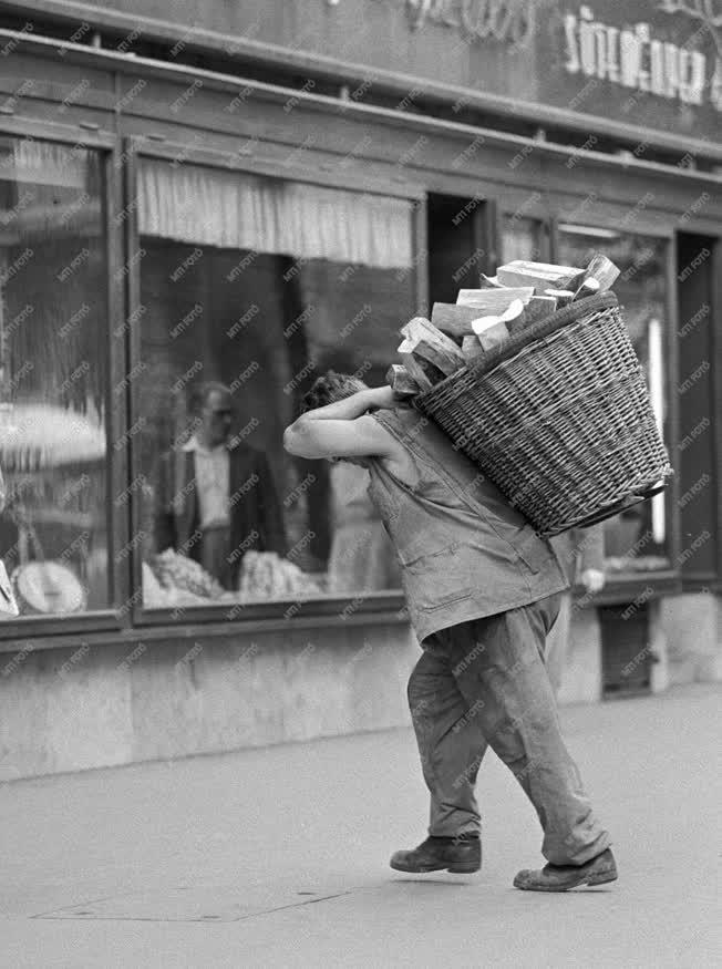 Budapest - Utcai munkások