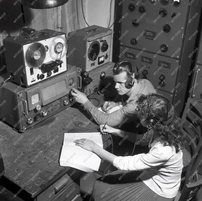 Tudomány - Űrhajózás - Szputnyik-figyelőállomás