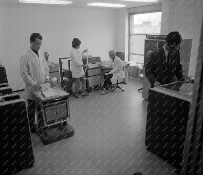 Tudomány-technika - Japán számítógép Magyarországon
