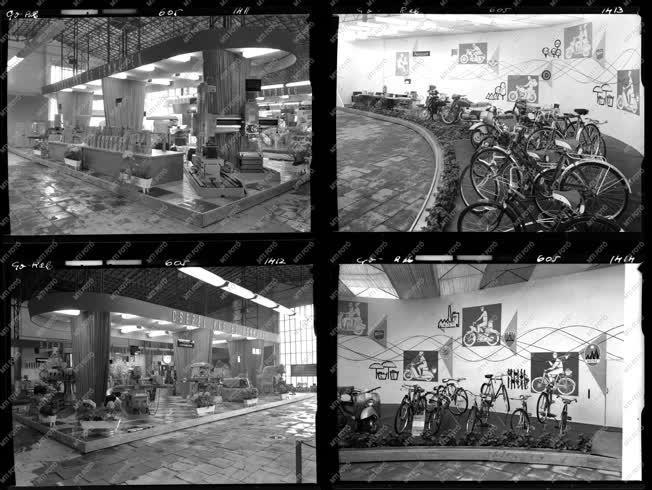 Kiállítás - BIV - Ipar - Csepel Vas- és Fémművek