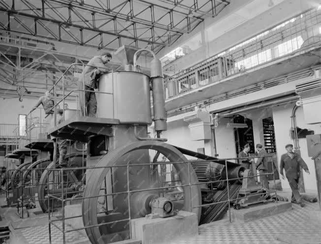 Ipar - Nehézipar - Ózdi Kohászati Üzemek oxigéngyára