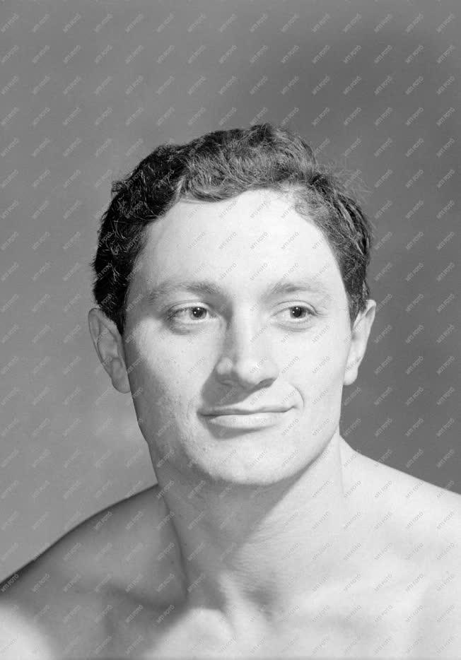Sport - Nyári Olimpiai Játékok - Róma - Sportoló portré
