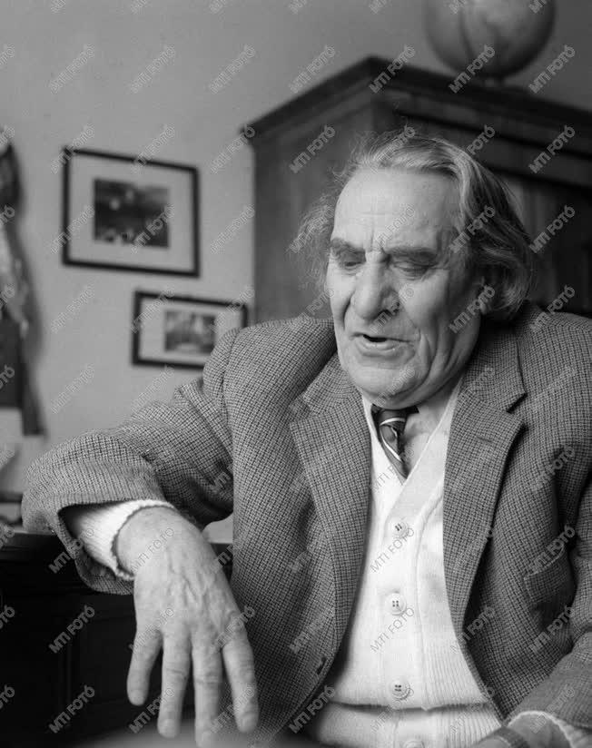 Ádám Jenő Kossuth-díjas zeneszerző
