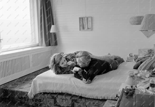 Művész portré - A Latinovits-Ruttkai házaspárnál