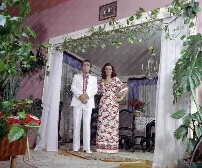 Kultúra - A Vámosi-Záray házaspárnál