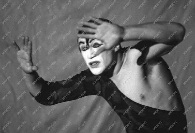 Kultúra - Színház - Pantomim