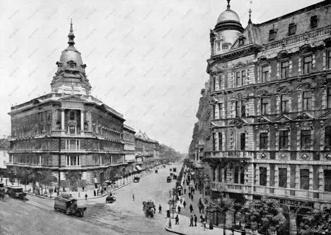 Városkép - Régi Budapest