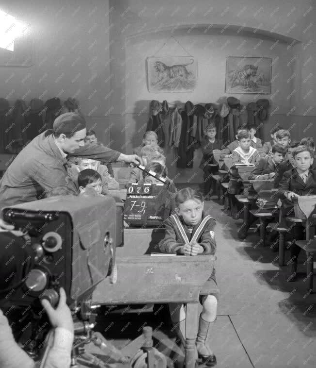 Filmművészet - Tatay Sándor: Puskák és galambok című film