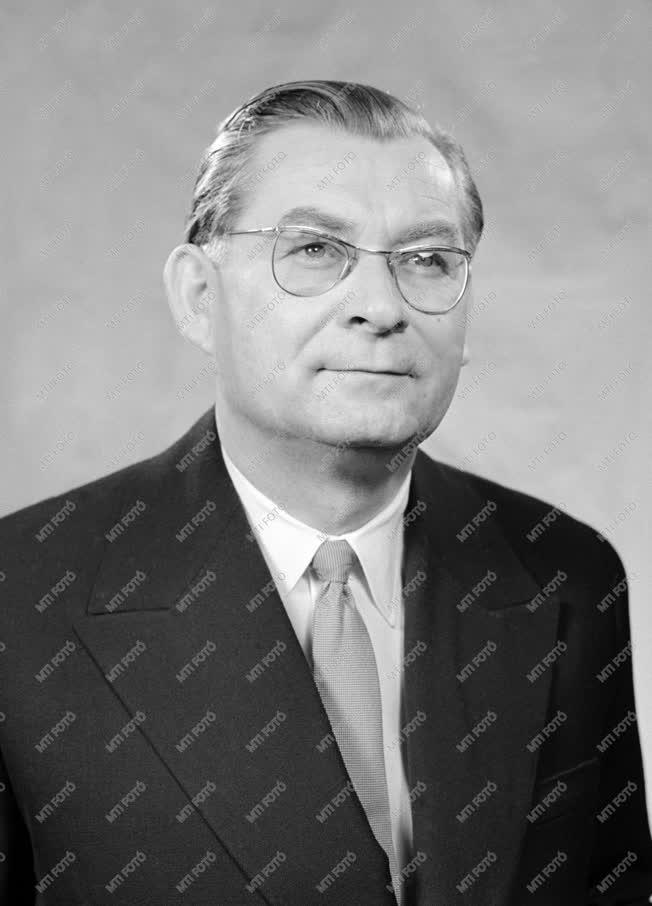 1961-es Kossuth-díjasok - Szita Flórián