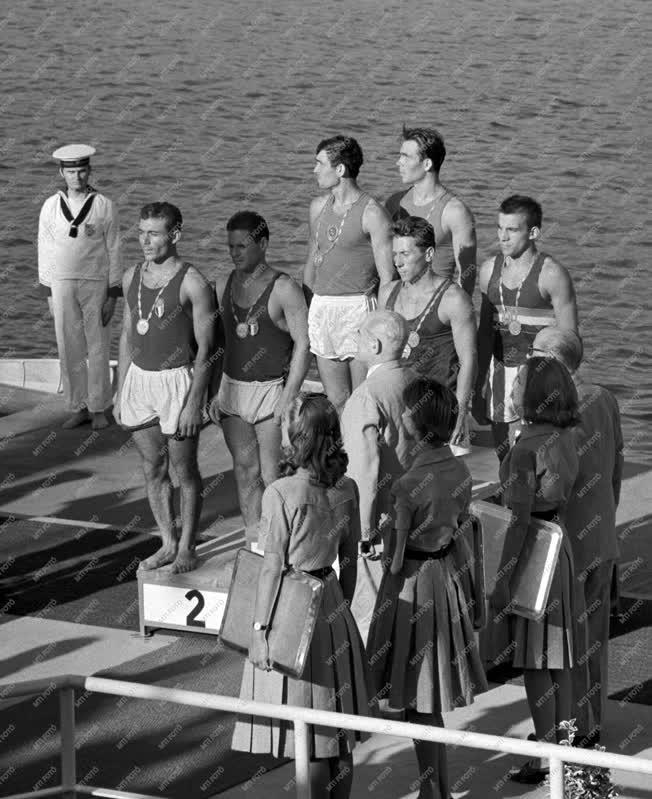 Sport - Nyári Olimpiai Játékok - Róma - Kajak-kenu