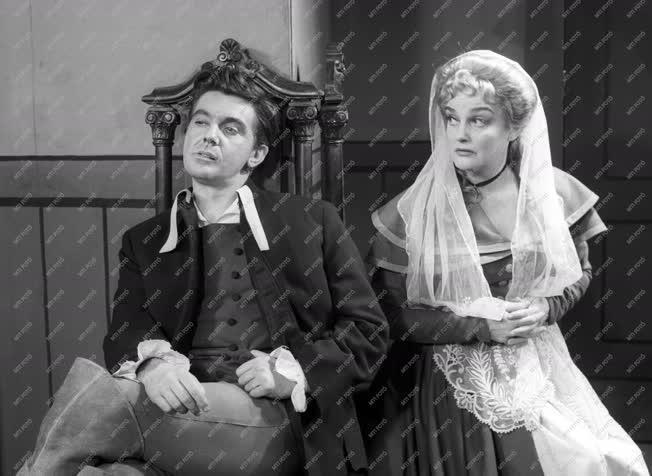 Kultúra - Színház - G. B. Shaw: Az ördög cimborája