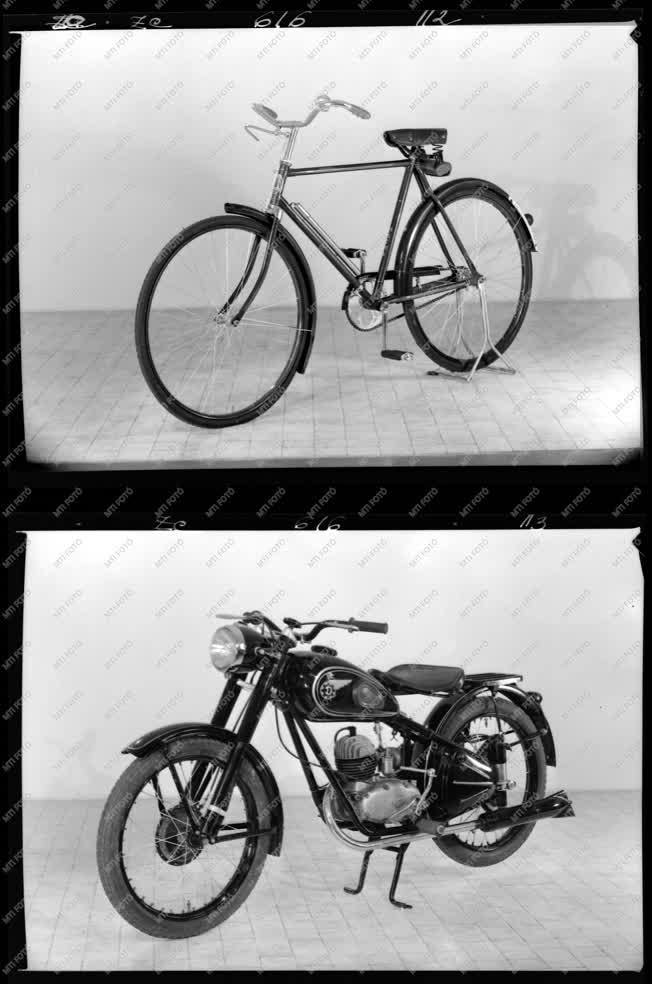 Kereskedelem - Csepel bicikli és motorkerékpár