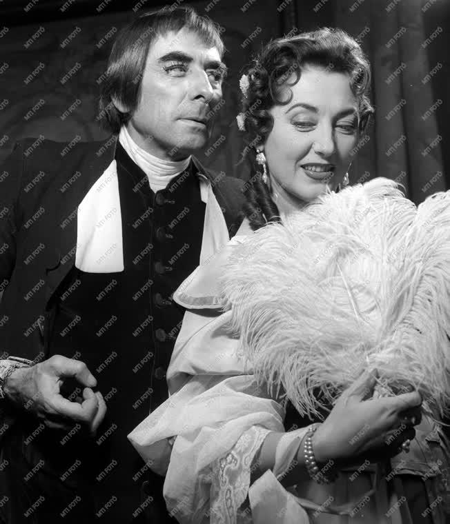 Kultúra - A Tartuffe új szereposztása a Katona József Színházban