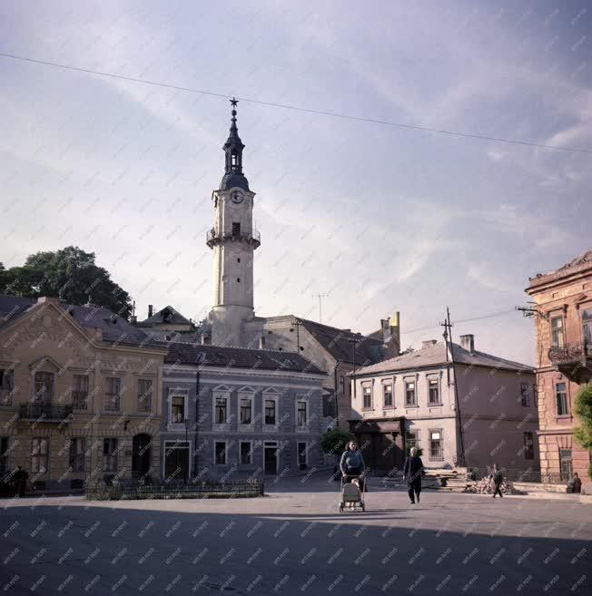 Városkép - Veszprémi várnegyed - Tűztorony