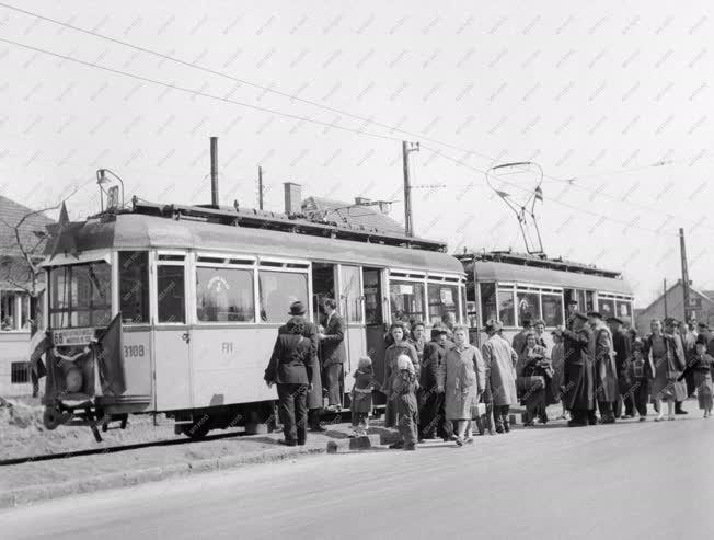 Közlekedés - Közlekedés - Új villamos vonalszakaszt kapott Zugló