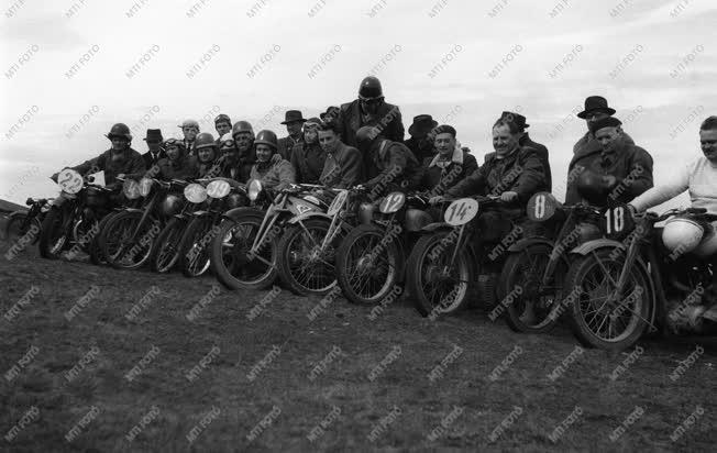 Sport - Motorsport - Motorkerékpáros terepverseny