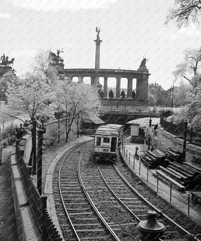 Közlekedés - Budapesti Földalatti Villamos Vasút