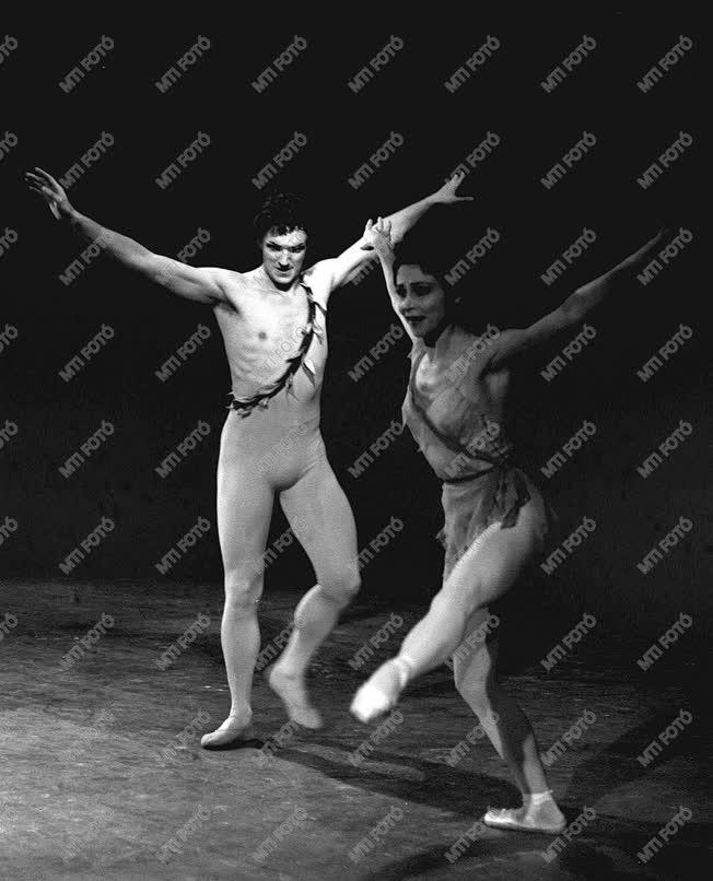 Dózsa Imre  Kossuth-díjas balett-táncos