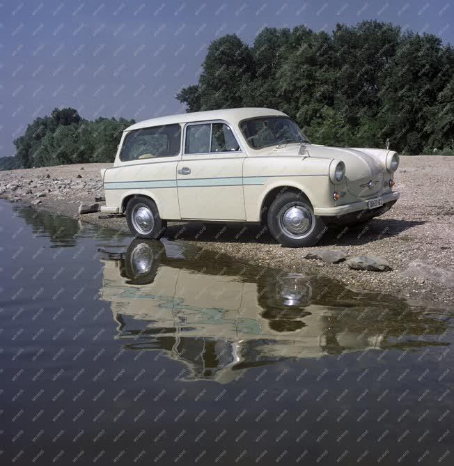 Közlekedés - Trabant P 60 Kombi de Luxe