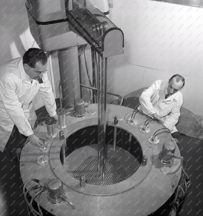 Tudomány - Beüzemelték a  KFKI atomreaktorát