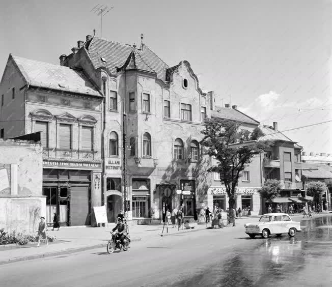 Városkép - Szolnok