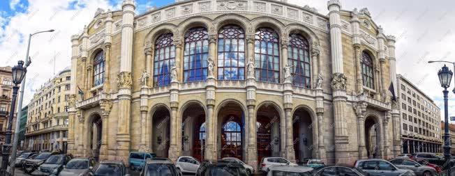 Városkép - Budapest - Pesti Vigadó