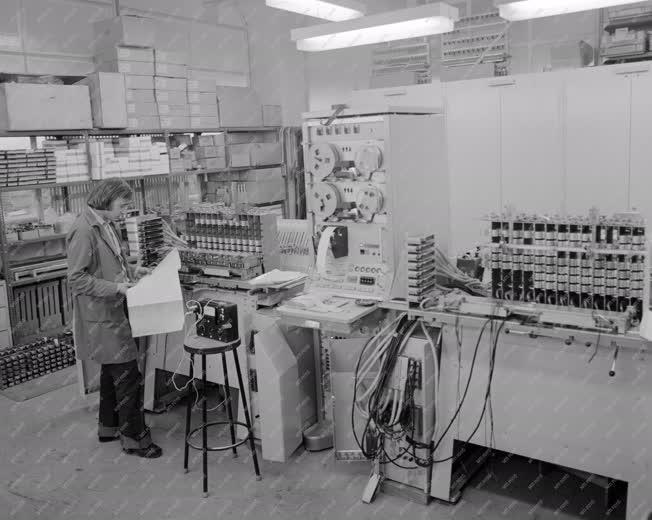 Ipar - Beloiannisz Híradástechnikai Gyár