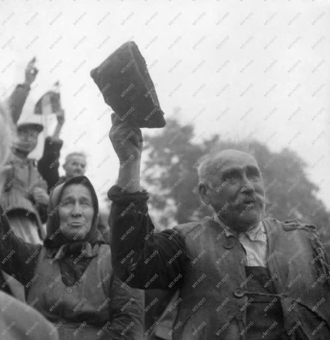 Ötvenhat emléke - A forradalom vidéken